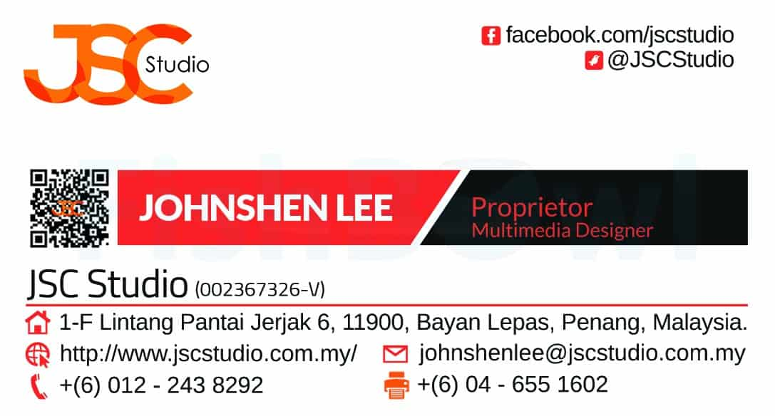 JSCStudioBusinessCardVer1.0 (JohnShen Lee) - Front-Printing.jpg